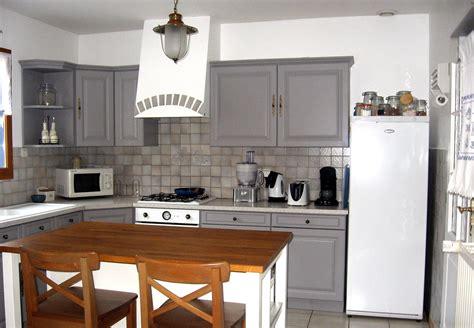 cuisine blanc peinture cuisine grise blanche populair images frompo