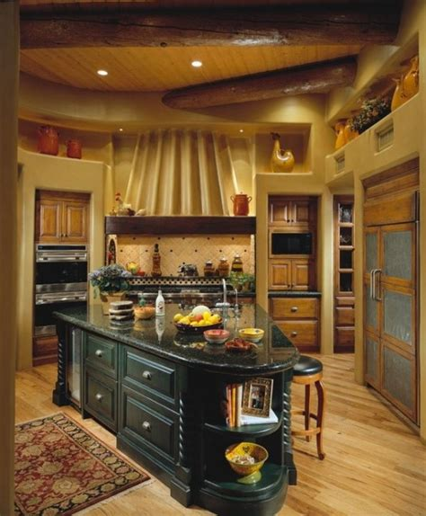 unique kitchen island shapes 64 unique kitchen island designs digsdigs 6657
