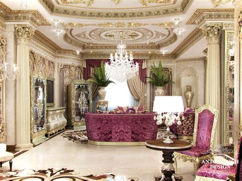 Home Decor Qatar : Professional Living Room Interior Designs In Qatar By