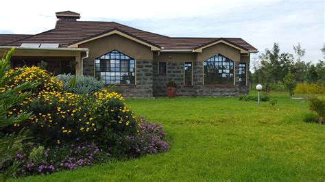 Bungalow Or Maisonette? Focus On Olchani Country Homes