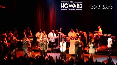 Backyard Band Dmv Honors Big G Howard Theatre Pt 5
