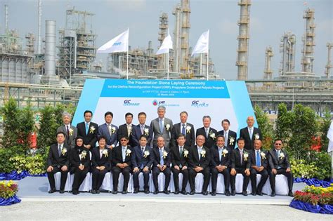 PTTGC collaborates with foreign partners in three petrochemical projects in the EEC valued at ...