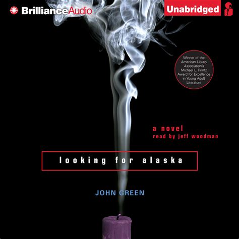 Looking For Alaska Resume by Looking For Alaska Audiobook By Green Read By Jeff For Just 5 95
