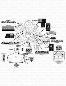Wiring Diagram For Cub Cadet Zero Turn Mower