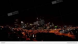 Perth City At Night Stock video footage | 1325367