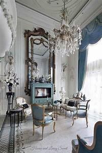 Stylish, Ideas, For, Decorating, French, Interior, Design