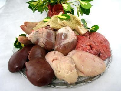 cuisiner les abats d agneau abats fiche abats et recettes de abats sur supertoinette