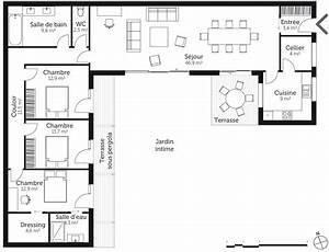 Plan Pour Maison : plan maison en l tourisme miramont ~ Melissatoandfro.com Idées de Décoration