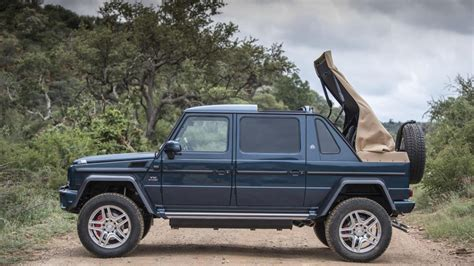 With origins in the first ever car produced by karl benz, mercedes' history is nothing short of amazing. Maybach G 650 Landaulet: Der Mercedes für wirklich große Tiere - WELT