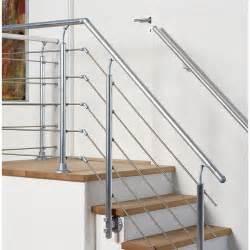 Balustrade Escalier by Balustrade Rolo Gris Obapi Leroy Merlin