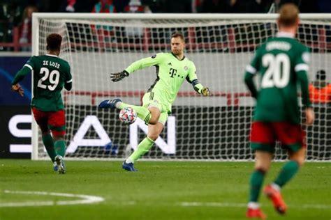 Lokomotiv Moscow Vs Bayern Munich 1-2 - Fc Bayern Munich ...