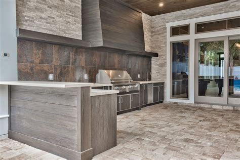 weatherproof outdoor kitchen cabinets naturekast weatherproof outdoor kitchens 7025