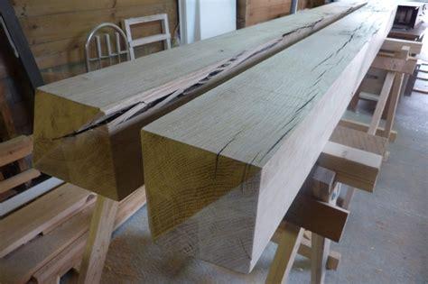 poteau bois 15x15 projet pose et traitement de poteaux en bois pour