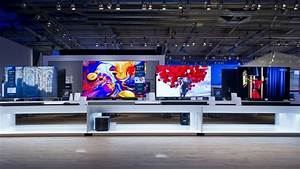 Wie Hoch Hängt Man Einen Fernseher : samsung tvs ein kabel l sung ambient modus c 39 t heise magazine ~ Eleganceandgraceweddings.com Haus und Dekorationen