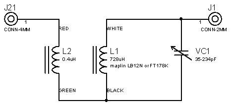 Simple Radio Receiver