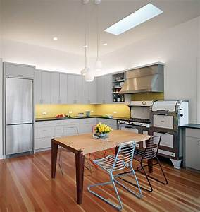 gray yellow kitchens 2276