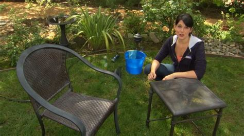 100 metal patio furniture restoration cleaning teak