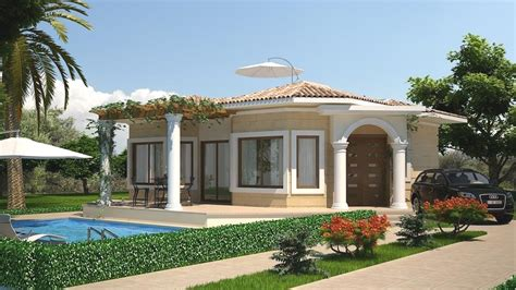 Luxury 3 Bed Bungalow In Akbük  Properties For Sale In