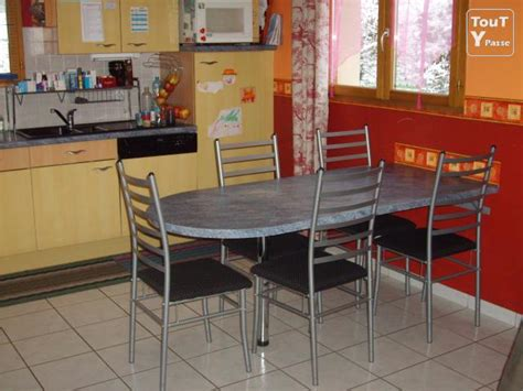 table murale cuisine table cuisine ou plan travail mural vosges