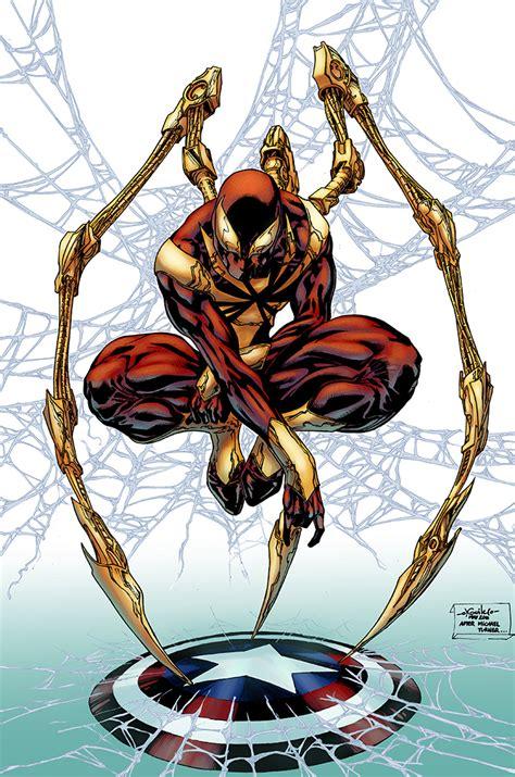 Spidey Iron Suit  Logicfun By Spiderguile On Deviantart