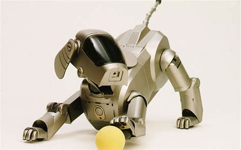 Robot Dogs 'to Replace Man's Best Friend'