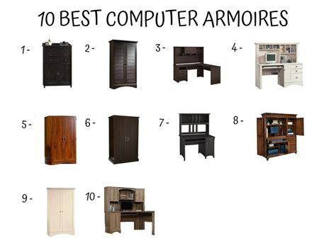 Computer Armoires Buying Guide  Decor Ideasdecor Ideas