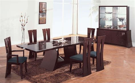 dining room sets modern dining room table chairs fulgurant photos in room