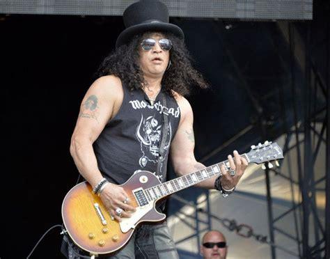 Images Of Slash Former Guns N Roses Slash To Perform In India