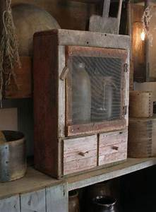 best 25 primitive furniture ideas on pinterest With best brand of paint for kitchen cabinets with rustic american flag wall art