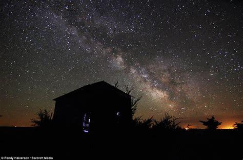 Night Time Supernova Amazing Lapse Images Show Mid
