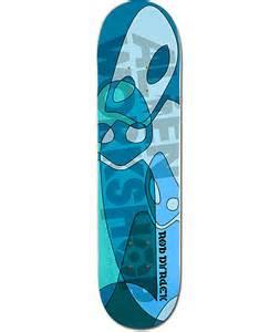 alien workshop dyrdek ghost 7 75 quot skateboard deck at