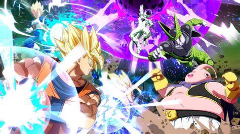 dragon ball fighter  hd wallpaper manga council