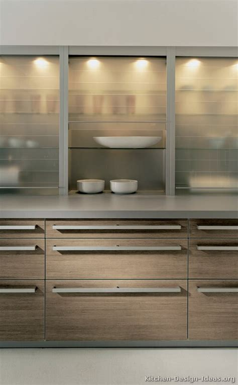 kitchen glass cabinet lighting pictures of kitchens modern light wood kitchen
