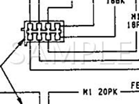 1994 Plymouth Sundance Wiring Diagram by Repair Diagrams For 1992 Plymouth Sundance Engine