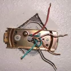 Hunter Ceiling Fan Mounting Bracket Adapter by Plastic Ceiling Fan Box Internachi Inspection Forum