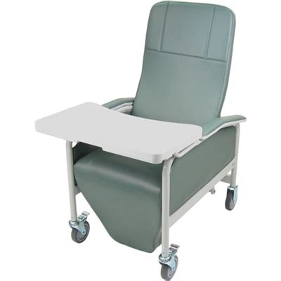 geri chair with tray winco 5351 caremor cliner geriatric chair 535 with tray