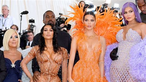 See Every Kardashian and Jenner Met Gala Look Over the ...