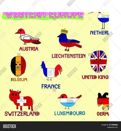 western europe vector photo  trial bigstock