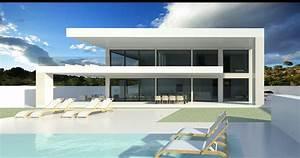Glass House 2 : modern turnkey villas in spain france portugal ~ Orissabook.com Haus und Dekorationen