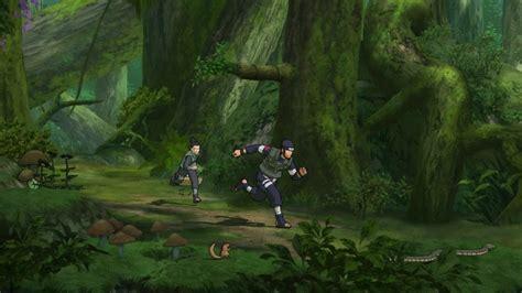 naruto shippuden ultimate ninja storm  review gaming nexus