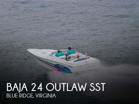 Baja Boats For Sale In Virginia by Baja 24 Outlaw Sst Boats For Sale In Virginia