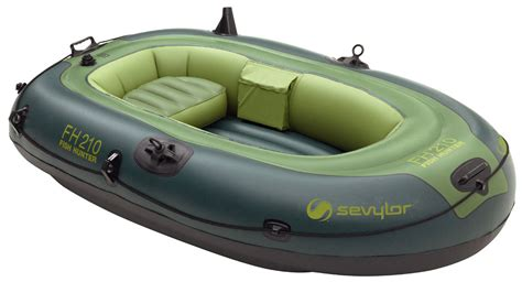 Inflatable Boat Fish Hunter by Sevylor Fish Hunter Fh210 Inflatable Boat