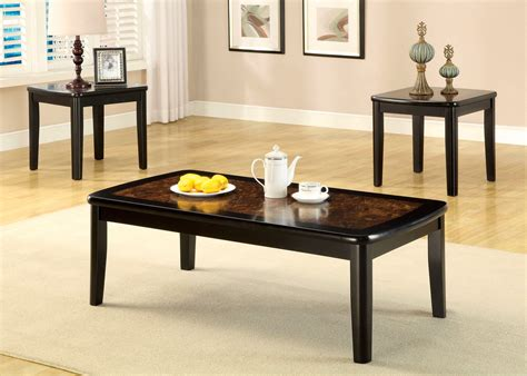 accent table ls contemporary hartly contemporary black accent tables cm4316