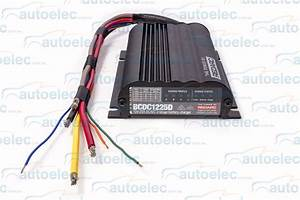 Redarc Bcdc1225d Dual Battery Isolator System Dc To Dc