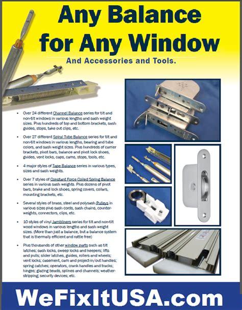 window repair parts single double hung windows crestline biltbest window parts