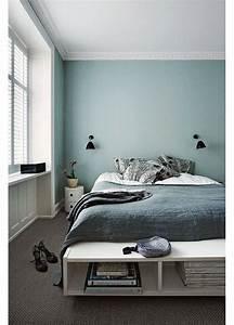 emejing deco chambre adulte bleu contemporary ridgewayng With attractive bleu canard avec quelle couleur 7 quelles couleurs choisir pour une chambre denfant elle