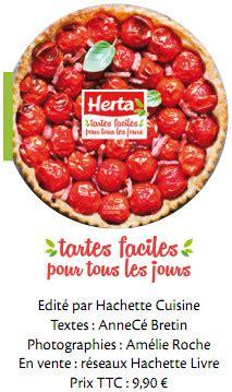 livre de cuisine facile pour tous les jours tarte aux fraises et sa crème pâtissière au basilic a