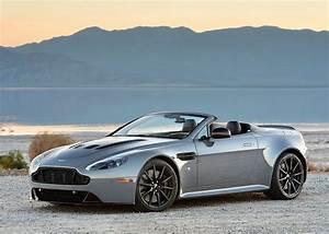 Aston Martin V12 Vantage S : aston martin v12 vantage s roadster 2014 2015 2016 2017 autoevolution ~ Medecine-chirurgie-esthetiques.com Avis de Voitures
