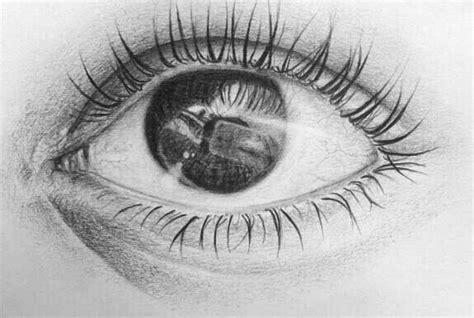 Anime Eye Reflection Eye Reflection By Babsac On Deviantart
