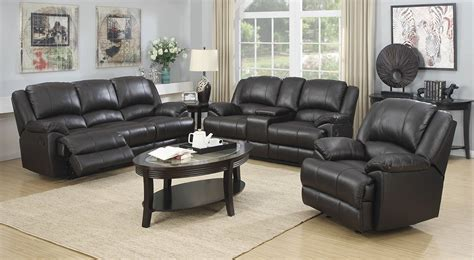 Reclining Living Room Set by Murray Road Manual Reclining Living Room Set